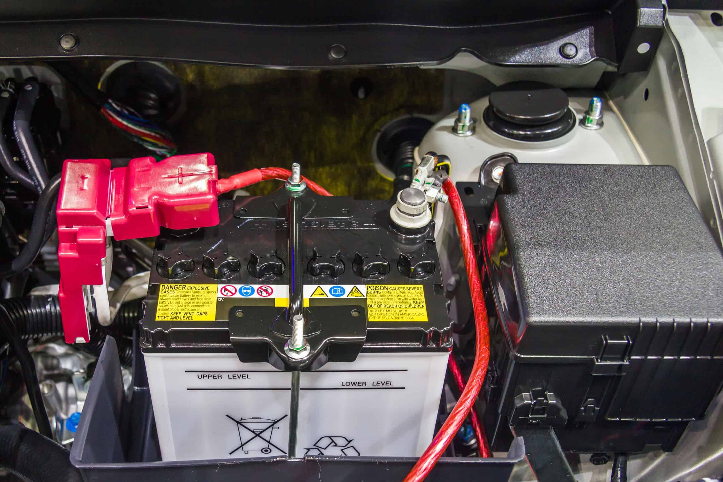 Autobatterie: Test & Empfehlungen (10/20)