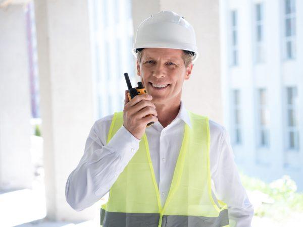 Baustellenhandy