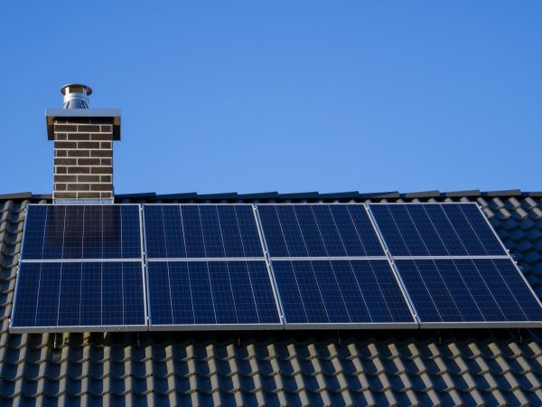Solardachziegel