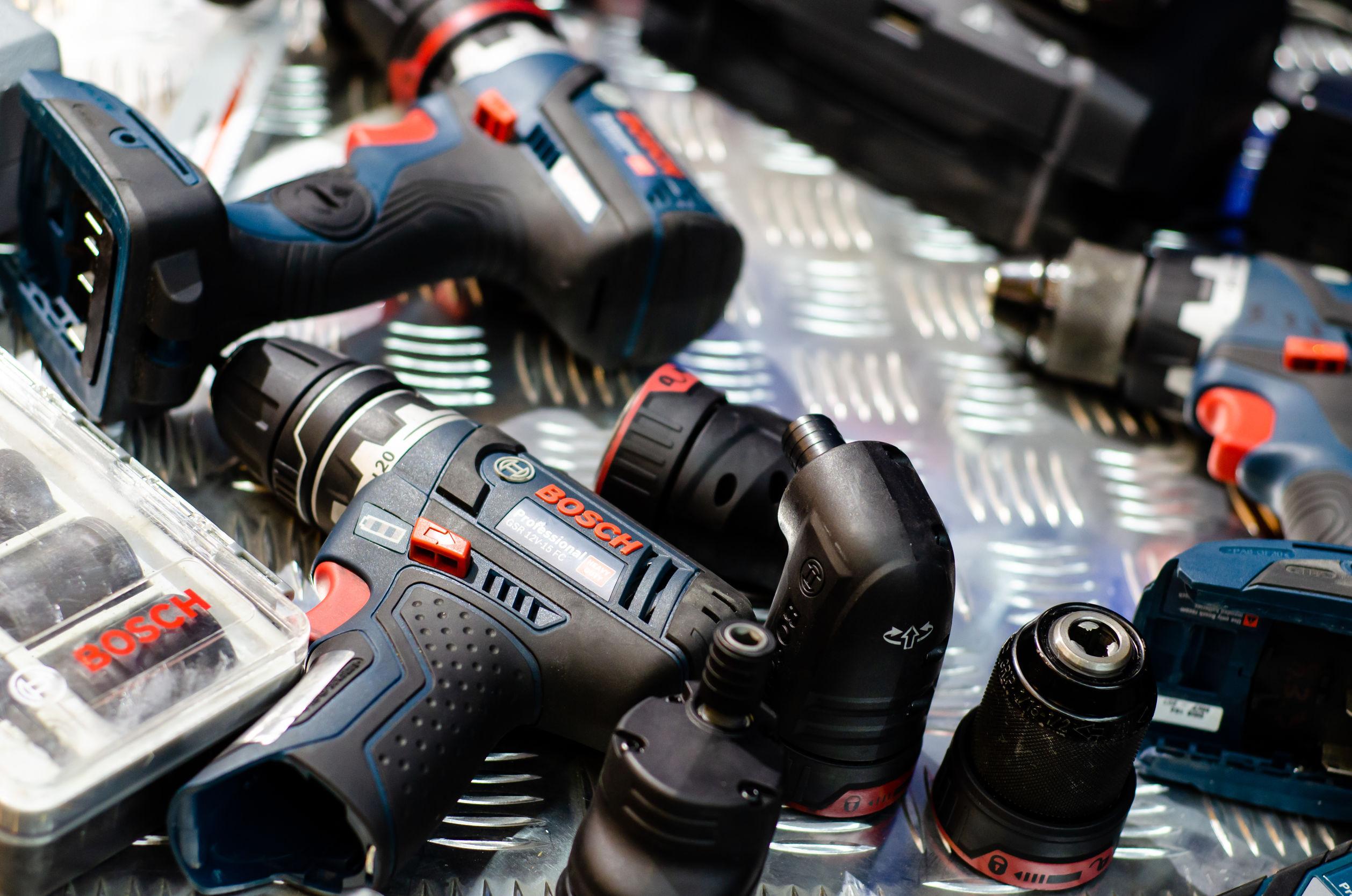 Bosch Elektrowerkzeug