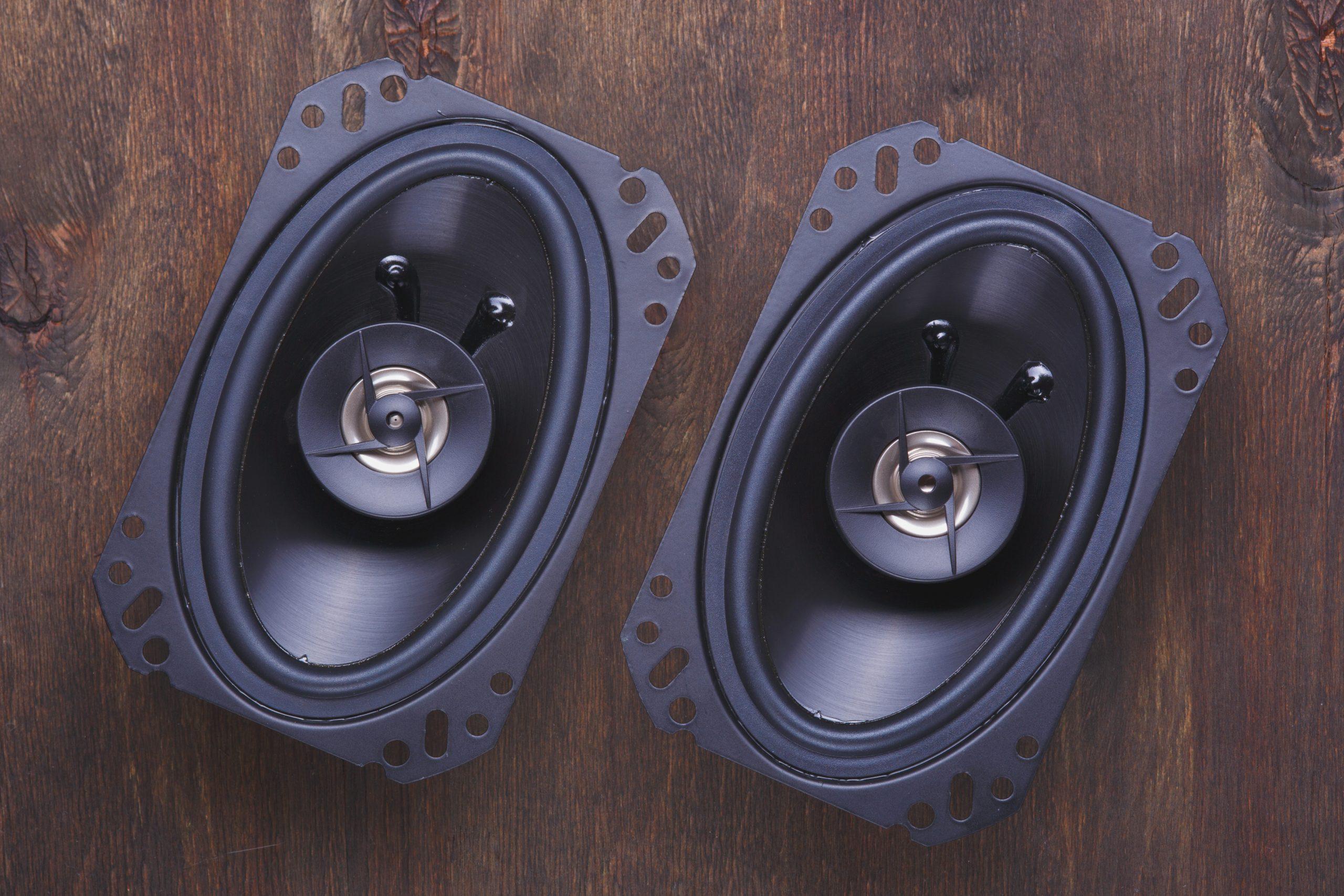 Auto Lautsprecher