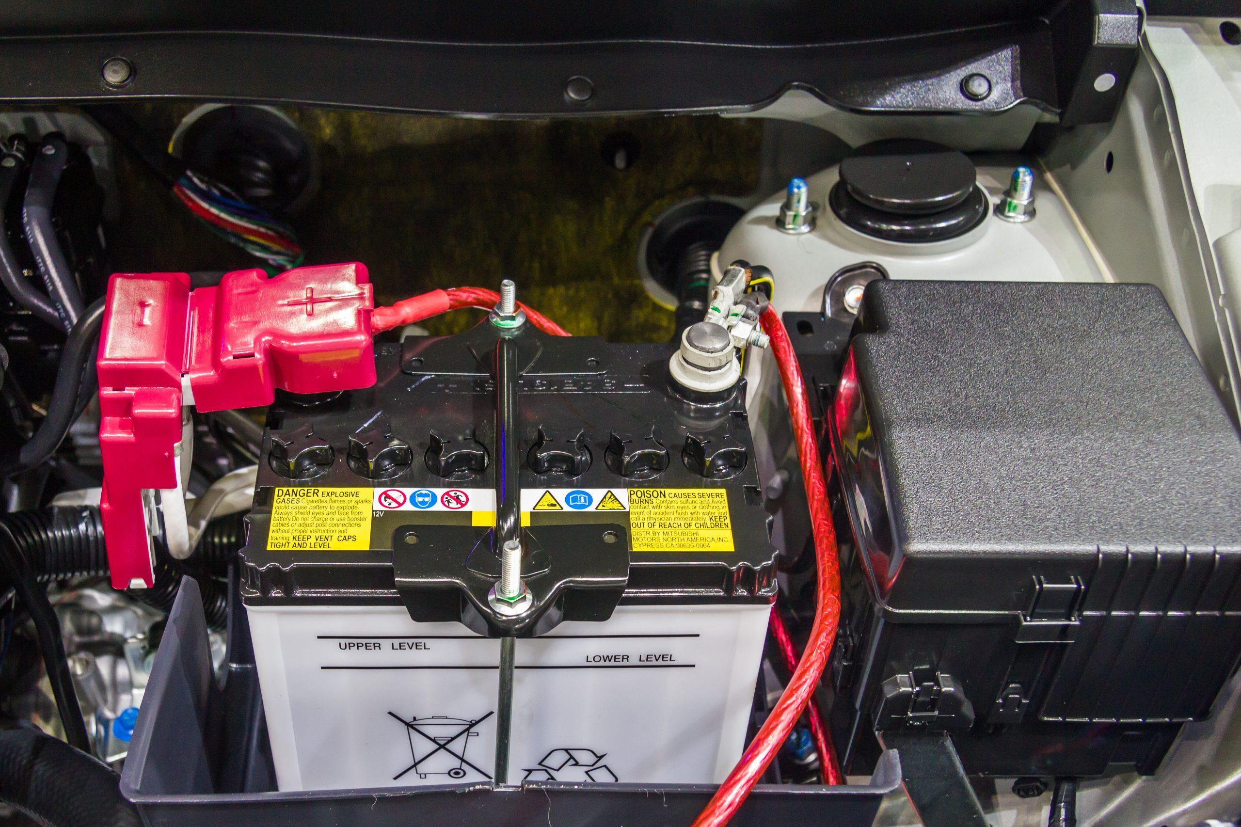 Varta Autobatterie
