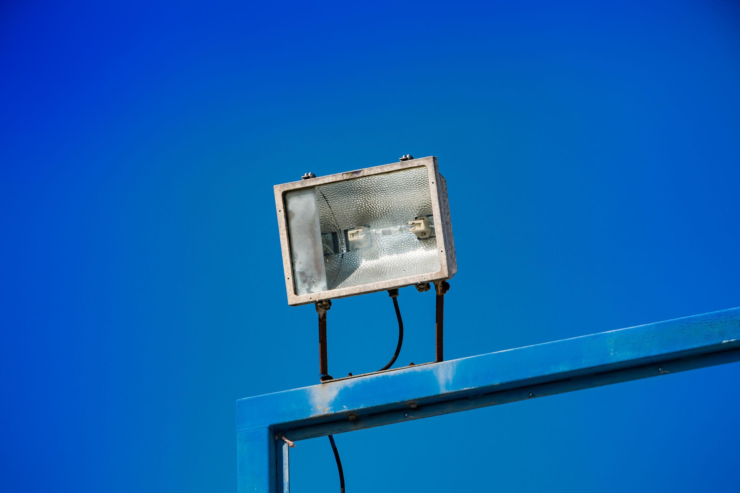 Baustrahler LED