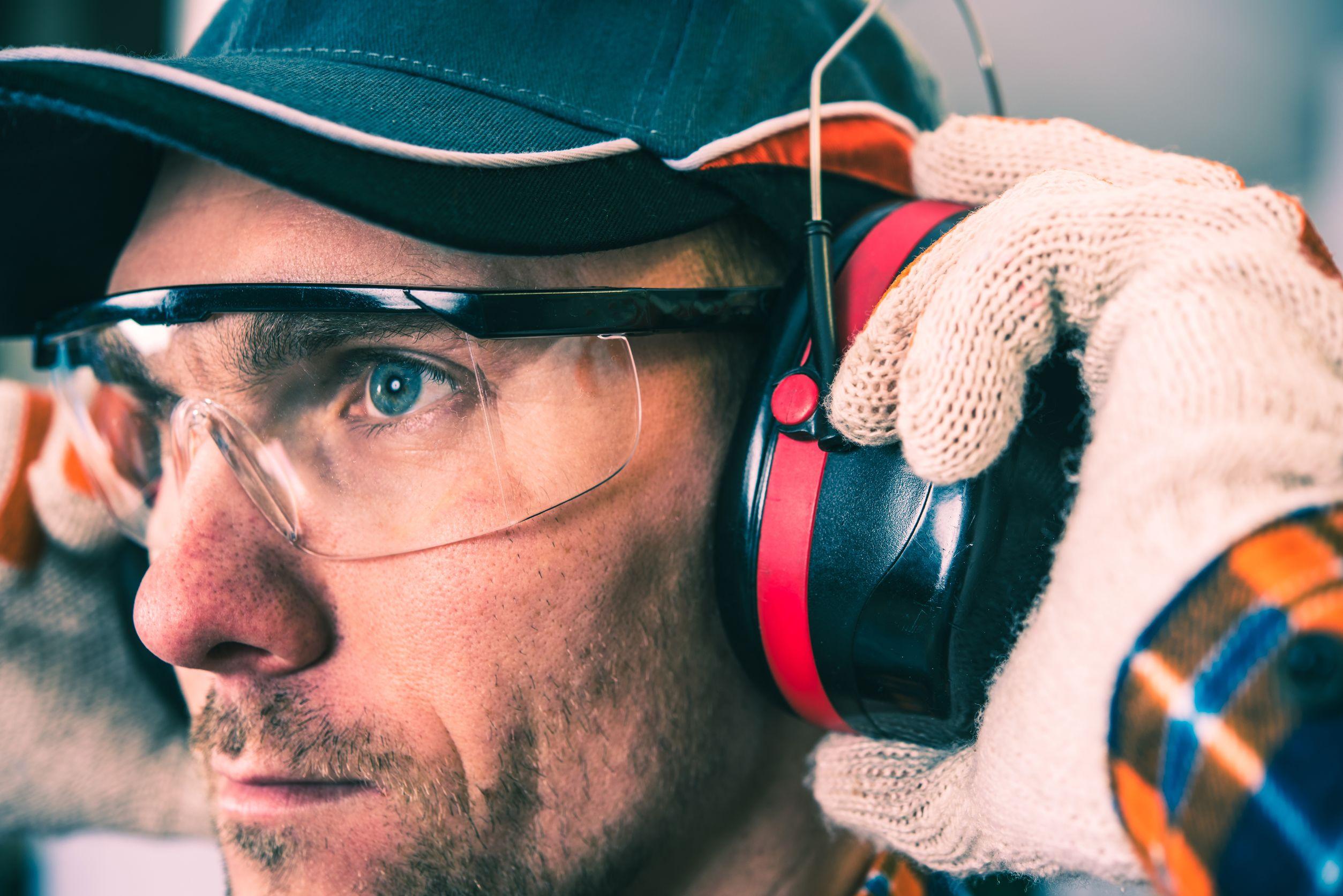 Gehörschutz mit Radio