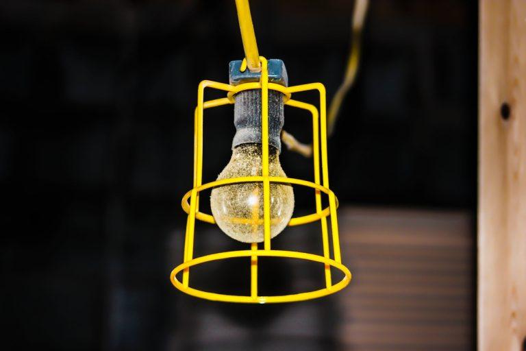 Baustrahler LED-1
